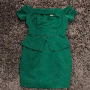 Green Arden B dress never worn